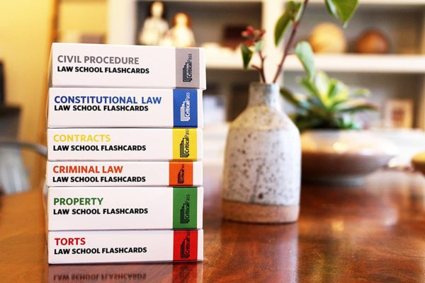 Critical Pass Law School Flashcards
